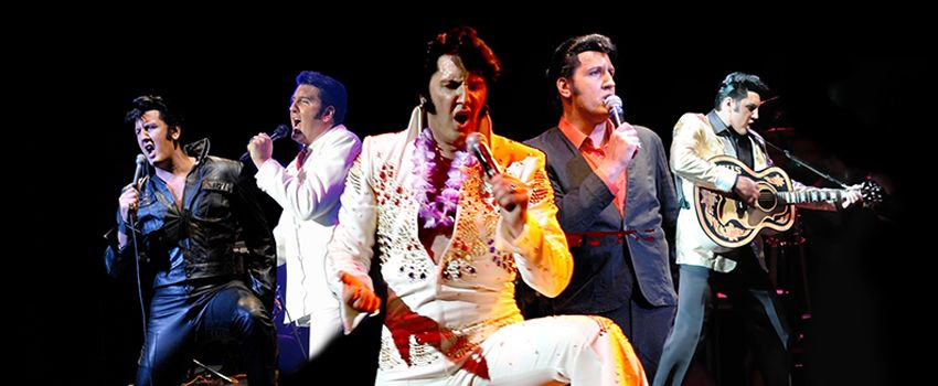 Game on for The Ultimate ELVIS Tribute, Mark Anthony
